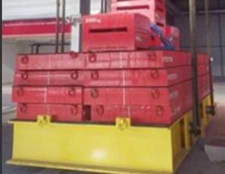 Palonnier - CMU 440 tonnes