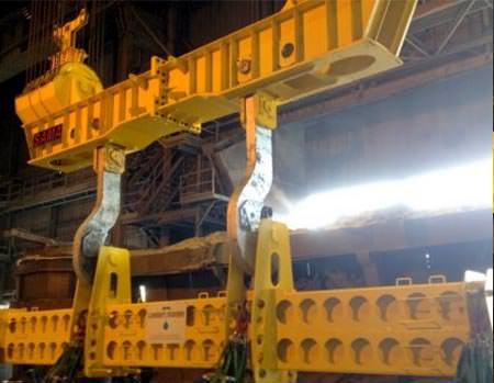 Palonnier capacité 360 Tonnes